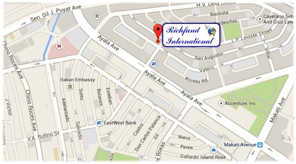 Richfund Maps Chatham